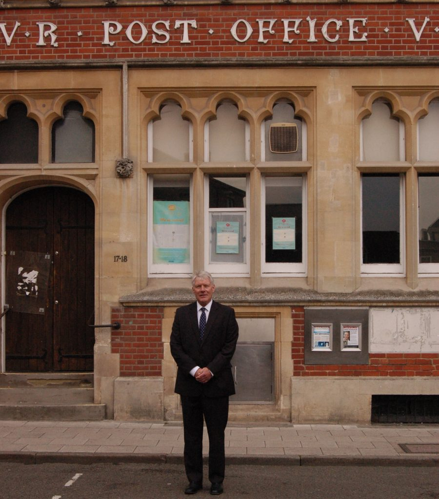 Architects appointed for former post office building