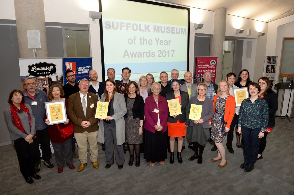 West Suffolk museums celebrate awards wins