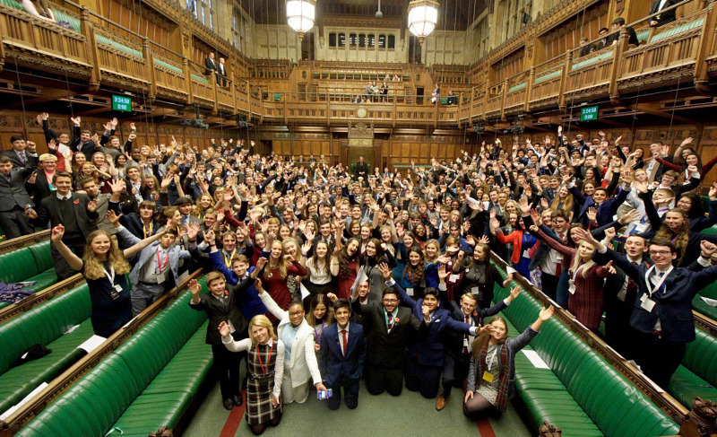 Nominations open for Suffolk's Youth Parliament