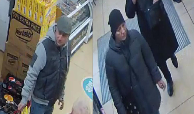 Theft of Purse in town