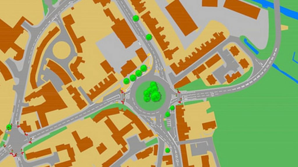 Improvement works to Northgate in Bury St Edmunds to start at the end of January