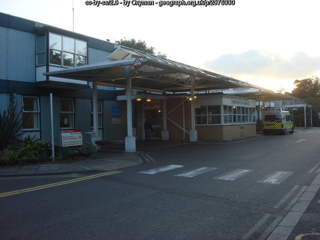 West Suffolk Hospital temporarily closed it's A&E last week