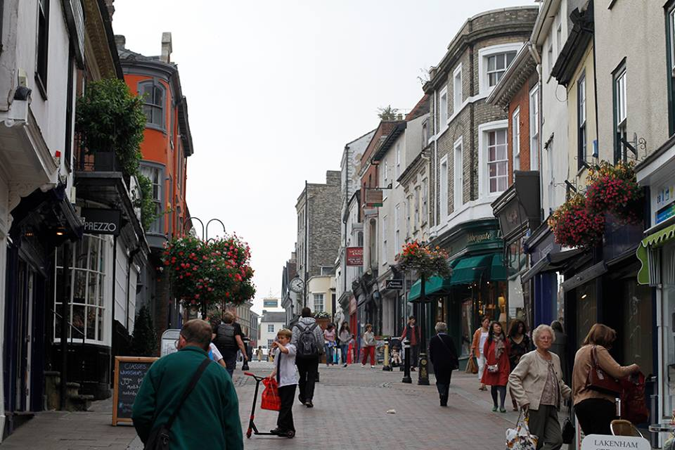 How will Bury St Edmunds re-open from June 15th?