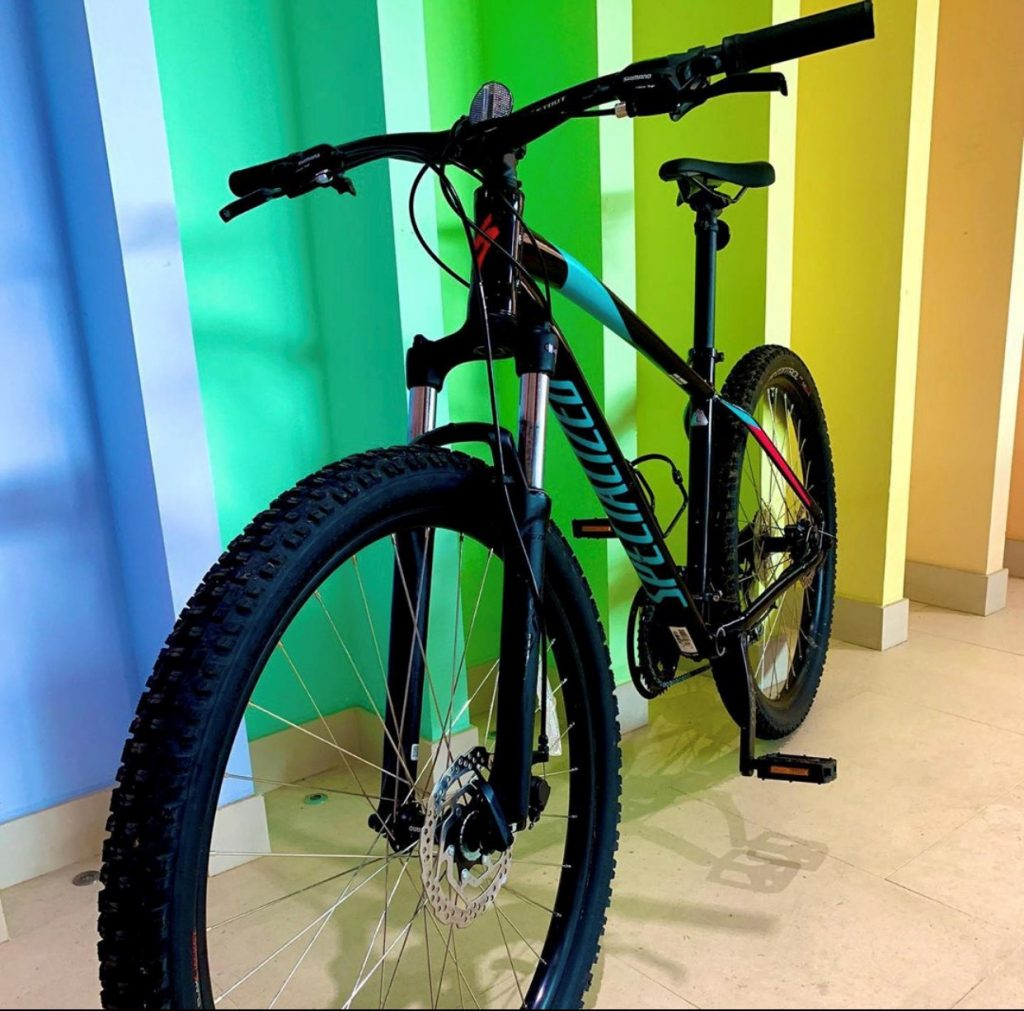 Two mountain bikes stolen from outside flats in Newmarket