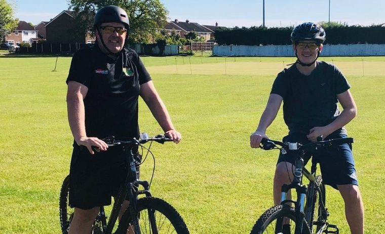 Long Melford Cricket Club to walk, run and cycle 2020 miles for MyWiSH Charity
