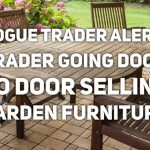 Suffolk Trading Standards warns of cold caller selling garden furniture in West Suffolk