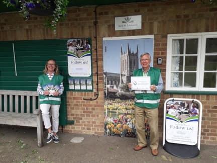 Bury St Edmunds Tour Guides are Good to Go