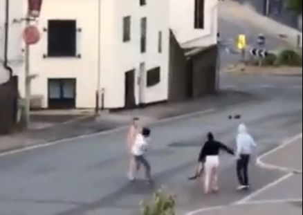 Police appeal after Bury St Edmunds fight video circulates online
